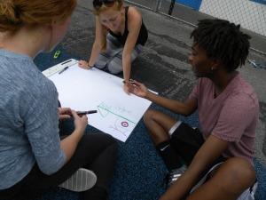 designing outdoor games